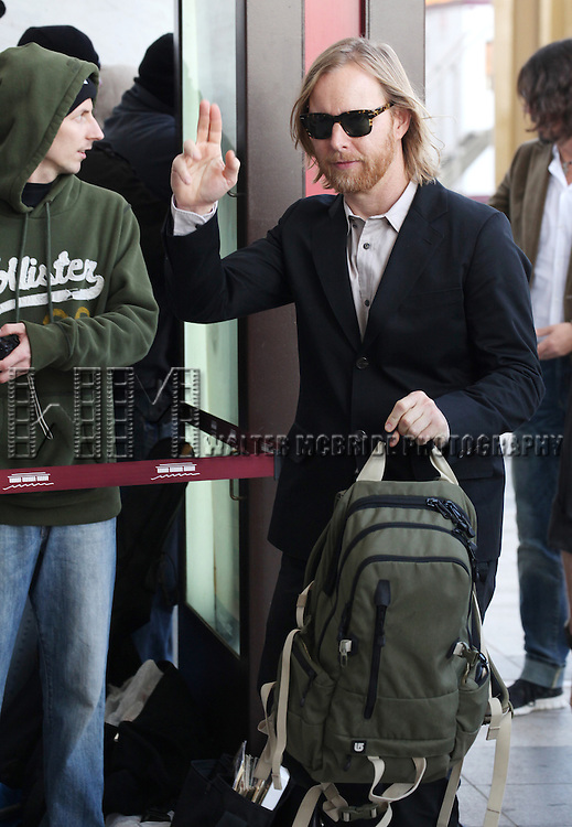 Nate Mendel (Foo Fighters) attending the Rehearsals for the 35th Kennedy Center Honors at Kennedy Center in Washington, D.C. on December 2, 2012