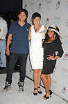 "MARINA DEL REY, CA. - September 27: Jonathan Cheban, Kathy Wright and Nicole ""Snooki"" Polizzi arrive at the ""Beautiful Eyes"" By Frownies Launch Party at the FantaSea Yacht Club on September 27, 2010 in Marina Del Rey, California."
