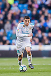 Mateo Kovacic of Real Madrid in action during the La Liga 2017-18 match between Real Madrid and Deportivo Alaves at Santiago Bernabeu Stadium on February 24 2018 in Madrid, Spain. Photo by Diego Souto / Power Sport Images