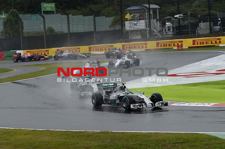 Nico Rosberg (GER), Mercedes GP - Lewis Hamilton (GBR), Mercedes GP <br /> for the complete Middle East, Austria &amp; Germany Media usage only!<br />  Foto &copy; nph / Mathis