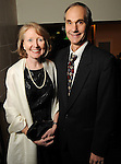 Terri Koehler and Ed Nikonowicz at Celebrating 40 Years: University of Houston- Downtown Gala at the JW Marriott Downtown Friday Jan. 23,2015.(Dave Rossman For the Chronicle)