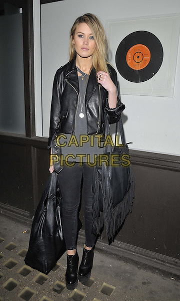 LONDON, ENGLAND - FEBRUARY 11: Kara Rose Marshall attends the March of The Mods book launch party, Gibson Lounge, Eastcastle St., on Wednesday February 11, 2015 in London, England, UK. <br /> CAP/CAN<br /> &copy;CAN/Capital Pictures