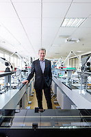 Swiss Technology Production SA; Martin Frey CEO, FOSSIL WATCHES