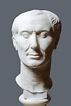 Museo di Antichità di Torino. Ritratto di Cesare da Tuscolo.