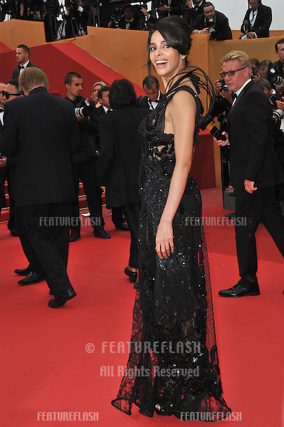 """Malika Sherawat at the gala screening for """"Pirates of the Caribbean: On Stranger Tides"""" at the 64th Festival de Cannes..May 14, 2011  Cannes, France.Picture: Paul Smith / Featureflash"""