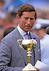 """PRINCE CHARLES.attending the Melbourne Cup, Flemington, Melbourne_05/11/1985.27 years later almost to the day Prince Charles returns to Melbourne Cup with Camilla, Duchess of Cornwall..Mandatory credit photo: ©Francis Dias/NEWSPIX INTERNATIONAL..(Failure to credit will incur a surcharge of 100% of reproduction fees)..                **ALL FEES PAYABLE TO: """"NEWSPIX INTERNATIONAL""""**..IMMEDIATE CONFIRMATION OF USAGE REQUIRED:.DiasImages, 31a Chinnery Hill, Bishop's Stortford, ENGLAND CM23 3PS.Tel:+441279 324672  ; Fax: +441279656877.Mobile:  07775681153.e-mail: info@newspixinternational.co.uk"""