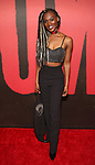 Jewelle Blackman attends Broadway Opening Night After Party for 'Hadestown' at Guastavino's on April 17, 2019 in New York City.
