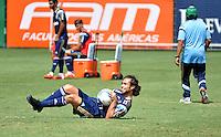 SÃO PAULO.SP. 03.04.2015 - PALMEIRAS TREINO - Valdivia meial do Palmeiras durante o treino na Academia de Futebol zona oeste na nesta sexta feira 03.  ( Foto: Bruno Ulivieri / Brazil Photo Press )