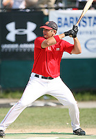 July 28th 2007:  Mitch Moreland during the Cape Cod League All-Star Game at Spillane Field in Wareham, MA.  Photo by Mike Janes/Four Seam Images