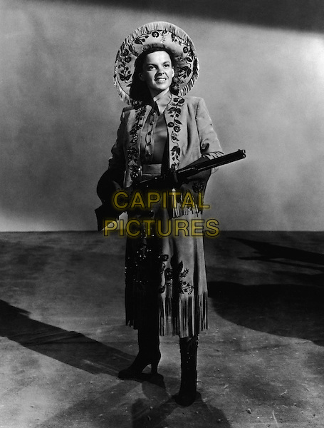 Judy Garland  .in Annie Get Your Gun.*Filmstill - Editorial Use Only*.CAP/PLF.Supplied by Capital Pictures.