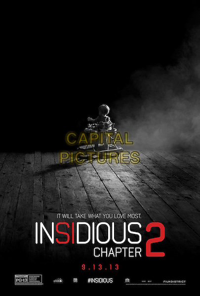 POSTER ART<br /> in Insidious: Chapter 2 (2013) <br /> *Filmstill - Editorial Use Only*<br /> CAP/FB<br /> Image supplied by Capital Pictures