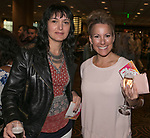 Desi Dintchev and Kimberly Elsberry during the Nevada Humane Society's 3rd  annual Heels & Hounds event at the Atlantis Resort and Spa in Reno on April 9, 2017.