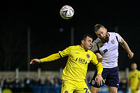 Guiseley v Fleetwood Town - FA Cup 2nd round - 03.12.2018