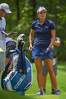 Lexi Thompson (USA) looks over her tee shot on 11 during round 2 of the U.S. Women's Open Championship, Shoal Creek Country Club, at Birmingham, Alabama, USA. 6/1/2018.<br /> Picture: Golffile | Ken Murray<br /> <br /> All photo usage must carry mandatory copyright credit (&copy; Golffile | Ken Murray)