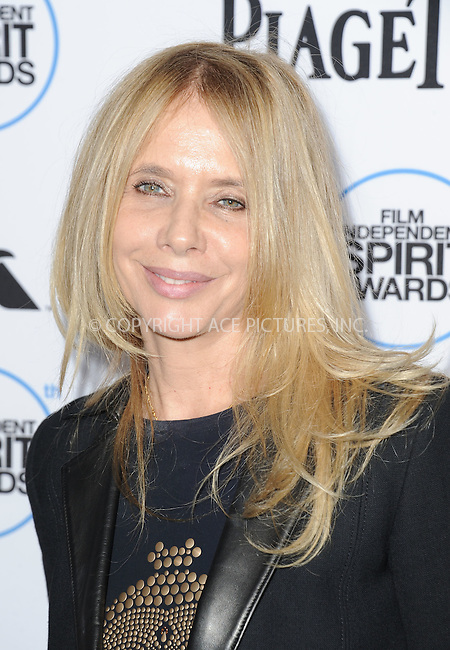 WWW.ACEPIXS.COM<br /> <br /> January 10 2015, LA<br /> <br /> Rosanna Arquette attending the 2015 Film Independent Filmmaker Grant and Spirit Awards nominee brunch at the BOA Steakhouse on January 10, 2015 in West Hollywood, California.<br /> <br /> By Line: Peter West/ACE Pictures<br /> <br /> <br /> ACE Pictures, Inc.<br /> tel: 646 769 0430<br /> Email: info@acepixs.com<br /> www.acepixs.com