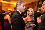 Andrea Mitchell, 2nd from right, attends the Bloomberg Vanity Fair White House Correspondents' Association dinner afterparty at the residence of the French Ambassador on Saturday, April 28, 2012 in Washington, DC. Brendan Hoffman for the New York Times