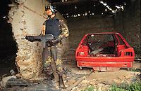 - Carabinieri of the helicopter-carried Squadron Hunters of Aspromonte, specialized in the struggle against the organized crime  in Calabria, the Ndrangheta<br /> <br /> - Carabinieri dello Squadrone Elitrasportato Cacciatori di Aspromonte, specializzati nella lotta contro la criminalit&agrave; organizzata in Calabria, la Ndrangheta