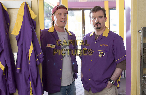 JEFF ANDERSON & BRIAN O'HALLORAN.in Clerks II (2).*Editorial Use Only*.www.capitalpictures.com.sales@capitalpictures.com.Supplied by Capital Pictures.
