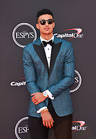Kyle Kuzma at the 2018 ESPY Awards at the Microsoft Theatre LA Live, Los Angeles, USA 18 July 2018<br /> Picture: Paul Smith/Featureflash/SilverHub 0208 004 5359 sales@silverhubmedia.com