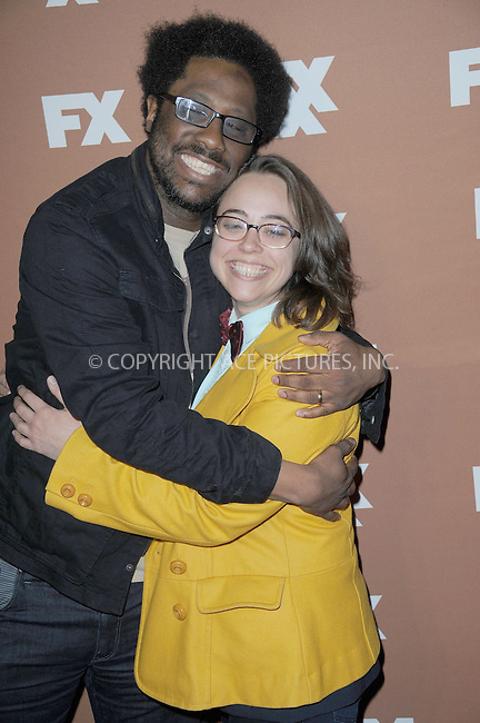WWW.ACEPIXS.COM . . . . . .March 28, 2013...New York City....W. Kamau Bell attends the 2013 FX Upfront Bowling Event at Luxe at Lucky Strike Lanes on March 28, 2013 in New York City ....Please byline: KRISTIN CALLAHAN - ACEPIXS.COM.. . . . . . ..Ace Pictures, Inc: ..tel: (212) 243 8787 or (646) 769 0430..e-mail: info@acepixs.com..web: http://www.acepixs.com .