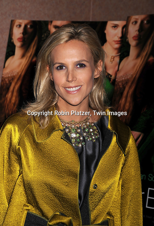 "Tory Burch .at a special screening of ""The Other Boleyn Girl"" on .February 26, 2008 at The Regal 64th and 2nd Avenue in .New York City. .Robin Platzer, Twin Images..212-935-0770"