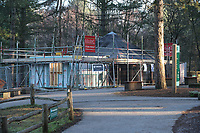 BNPS.co.uk (01202 558833)<br /> Pic: CorinMesser/BNPS<br /> <br /> Pictured: The site for the new kiosk<br /> <br /> The lease for the ice cream kiosk in one of Britain's most popular country parks has become available and could earn the new operator up to £5m.<br /> <br /> Forestry England has advertised for a new tenant to take on the eight year lease for the ice cream hut at Moors Valley Country Park in Dorset.<br /> <br /> And according to the listing the business should yield between £1m to £5m over the length of the contract.