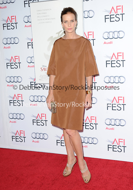 Hollywood, CA - NOVEMBER 07: Rachel Griffiths arrives at     The 2013 AFI Opening Night Gala - Disney's Saving Mr. Banks Screening held at TCL Chinese Theatre in Hollywood, California on November 07,2012                                                                               © 2013 Hollywood Press Agency