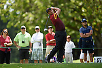 30 MAY 2016: Rico Hoey of the University of Southern California competes in the Division I Men's Golf Championship is held at the Eugene Country Club in Eugene, OR. Hoey finished in second place with -3 score. Stephen Nowland/NCAA Photos