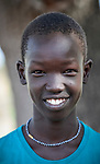 Chris Manyiel is a student at the De La Salle Boys School outside Rumbek, South Sudan.