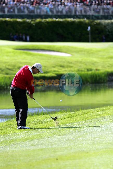 The final round of the Irish Open on 20th of May 2007 at the Adare Manor Hotel & Golf Resort, Co. Limerick, Ireland. (Photo by Manus O'Reilly/NEWSFILE)