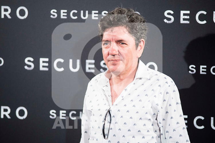 "Antonio Dechent during the presentation of the spanish film ""Secuestro"" in Madrid. July 27. 2016. (ALTERPHOTOS/Borja B.Hojas)"