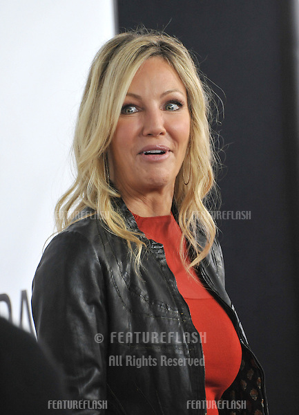 "Heather Locklear at the world premiere of ""This Is 40"" at Grauman's Chinese Theatre, Hollywood..December 12, 2012  Los Angeles, CA.Picture: Paul Smith / Featureflash"