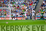 Kerry in action against  Kildare in the All Ireland Quarter Final at Croke Park on Sunday.