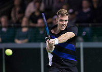 Rotterdam, Netherlands, 10 februari, 2018, Ahoy, Tennis, ABNAMROWTT, Qualifying, Scott Griekspoor (NED)<br /> Photo: Henk Koster/tennisimages.com
