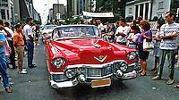 Festa de 100 anos da Avenida Paulista, São Paulo. Foto de Juca Martins.