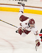 Andie Anastos (BC - 23) - The Boston College Eagles defeated the Northeastern University Huskies 5-1 (EN) in their NCAA Quarterfinal on Saturday, March 12, 2016, at Kelley Rink in Conte Forum in Boston, Massachusetts.