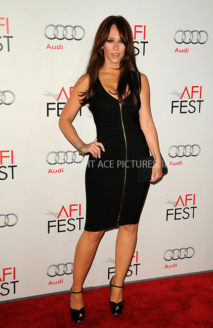 WWW.ACEPIXS.COM . . . . .  ....November 3 2011, LA....Jennifer Love Hewitt arriving at the AFI FEST 2011 Presented By Audi - 'J. Edgar' Opening Night Gala at Grauman's Chinese Theatre on November 3, 2011 in Hollywood, California.....Please byline: PETER WEST - ACE PICTURES.... *** ***..Ace Pictures, Inc:  ..Philip Vaughan (212) 243-8787 or (646) 679 0430..e-mail: info@acepixs.com..web: http://www.acepixs.com