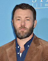 LOS ANGELES, CA - MARCH 06: Actor Joel Edgerton attends the world premiere of 'Gringo' from Amazon Studios and STX Films at Regal LA Live Stadium 14 on March 6, 2018 in Los Angeles, California.<br /> CAP/ROT/TM<br /> &copy;TM/ROT/Capital Pictures