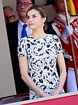 Queen Letizia of Spain attends the Armed Forces Day. May 27 ,2017. (ALTERPHOTOS/Acero)