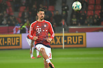 12.01.2018, BayArena, Leverkusen , GER, 1.FBL., Bayer 04 Leverkusen vs. FC Bayern M&uuml;nchen<br /> im Bild / picture shows: <br /> Sandro Wagner (Bayern Muenchen #2),  <br /> <br /> <br /> Foto &copy; nordphoto / Meuter