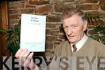 "WORDSMITH: Richard O'Connor from Croagh in West Limerick who has just published a book, ""An Poc Ar Buile"" which is set in Dingle."
