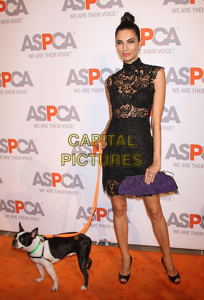 NEW YORK, NY - OCTOBER 16: Teresa Moore at ASPCA Young Friends Benefit at IAC Building on October 16, 2014 in New York City.  <br /> CAP/MPI/RW<br /> &copy;RW/ MediaPunch/Capital Pictures