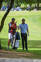 Tyrrell Hatton (ENG) looks over his second shot from the trees on 12 during round 2 of the World Golf Championships, Mexico, Club De Golf Chapultepec, Mexico City, Mexico. 2/22/2019.<br /> Picture: Golffile | Ken Murray<br /> <br /> <br /> All photo usage must carry mandatory copyright credit (&copy; Golffile | Ken Murray)