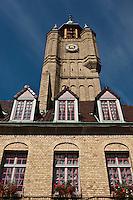 Europe/France/Nord-Pas-de-Calais/59/ Nord/ Bergues: le Beffroi inscrit au Patrimoine Mondial de l'UNESCO