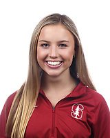 Stanford, CA - September 20, 2019: Kelly Ramm, Athlete and Staff Headshots