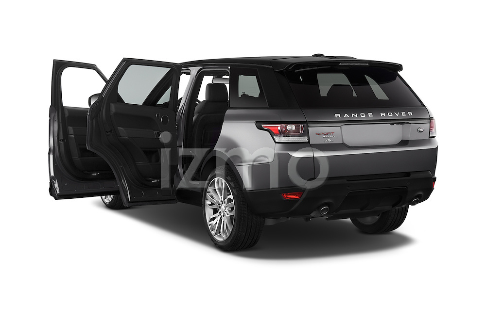 Car images of a 2015 Land Rover RANGE ROVER SPORT HSE Dynamic 5 Door SUV Doors