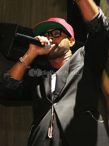 NEW YORK, NY - MAY 12, 2016 Shaggy performs at TAO Downtown, May 12, 2016 in New York City. Photo Credit: Jamel Johnson / Media Punch