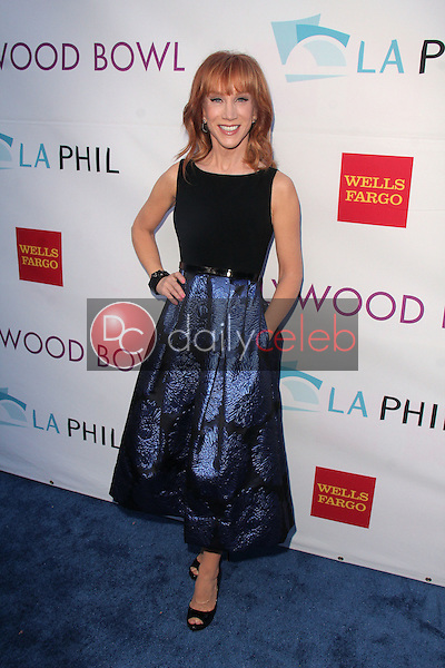 Kathy Griffin<br /> at the Hollywood Bowl Opening Night and Hall Of Fame Ceremony, Hollywood Bowl, Hollywood, CA 06-21-14<br /> David Edwards/DailyCeleb.com 818-249-4998