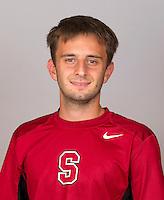 Anthony Tsodikov,  with the Stanford Men's Tennis Team. Photo taken on Monday, September 23, 2013.