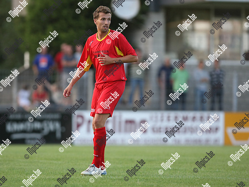 2009-08-26 / Voetbal / seizoen 2009-2010 / Kapellen FC / Bjorn Smits..Foto: Maarten Straetemans (SMB)